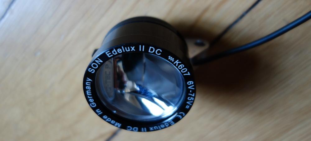 Edelux II - aus dem Vollen gefräst