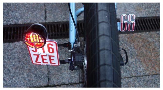 Harley-Rücklicht: Safety first