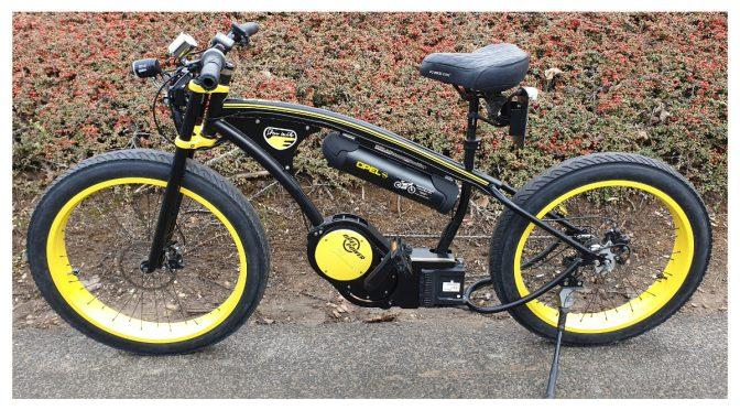 Produktpalette Custom-Bikes